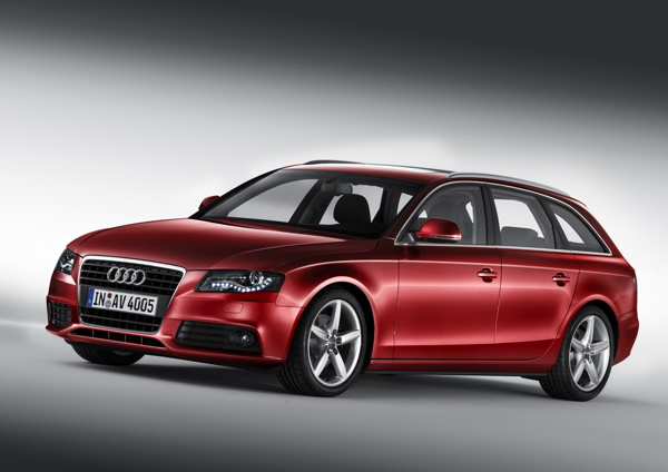 2009_Audi_A4_Avant