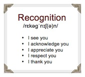 Recognition 2