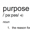 How To Create A Life With Purpose