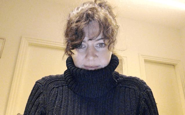 Anja work computer