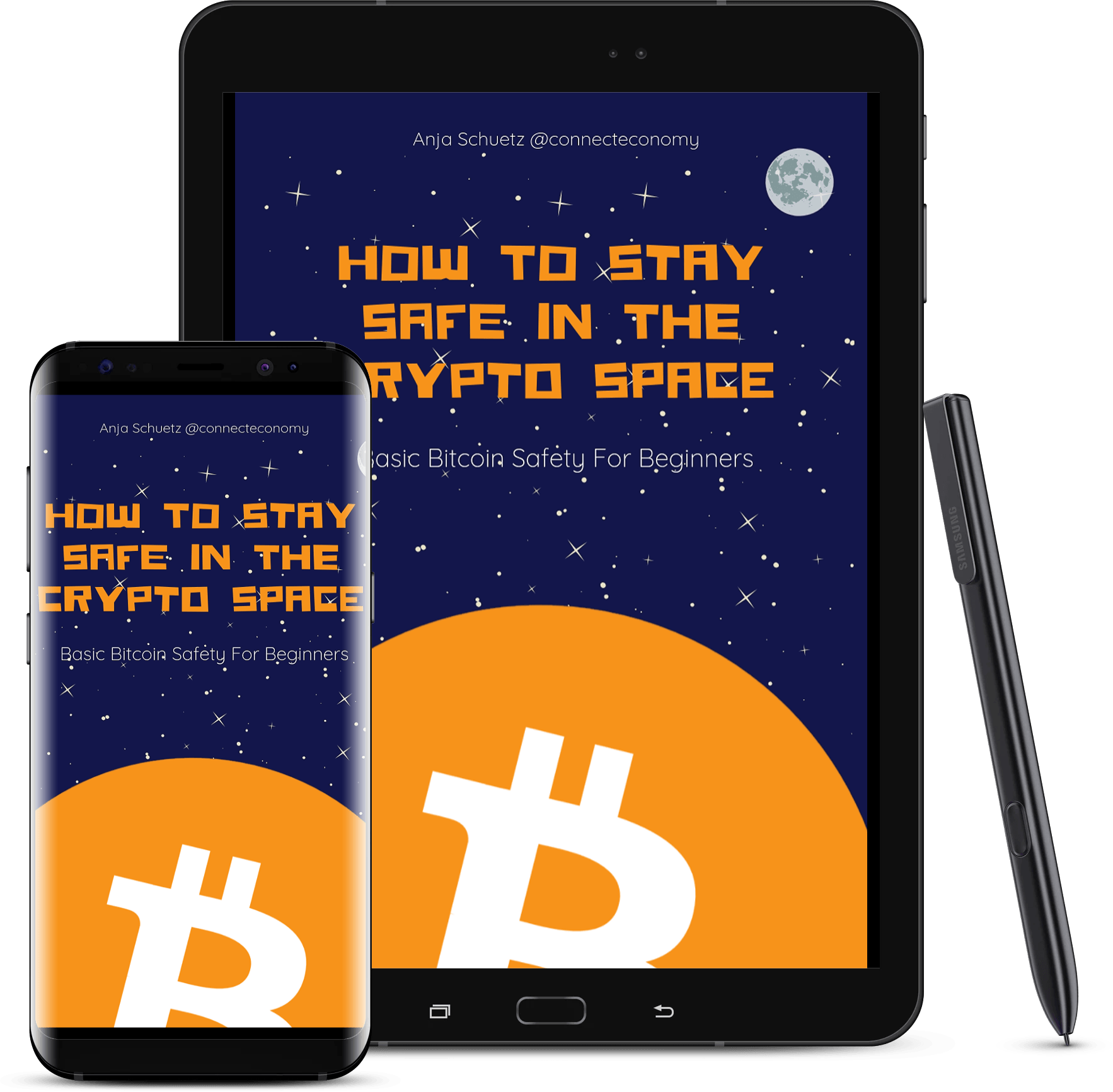 Ebook Bitcoin Safe Crypto Space