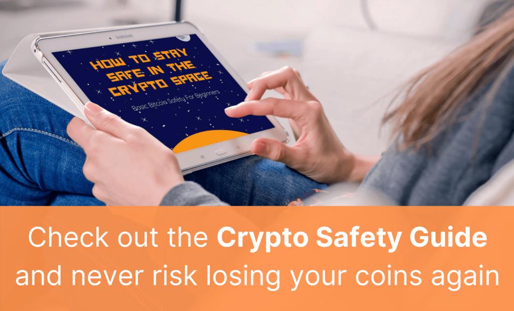 crypto coin safe